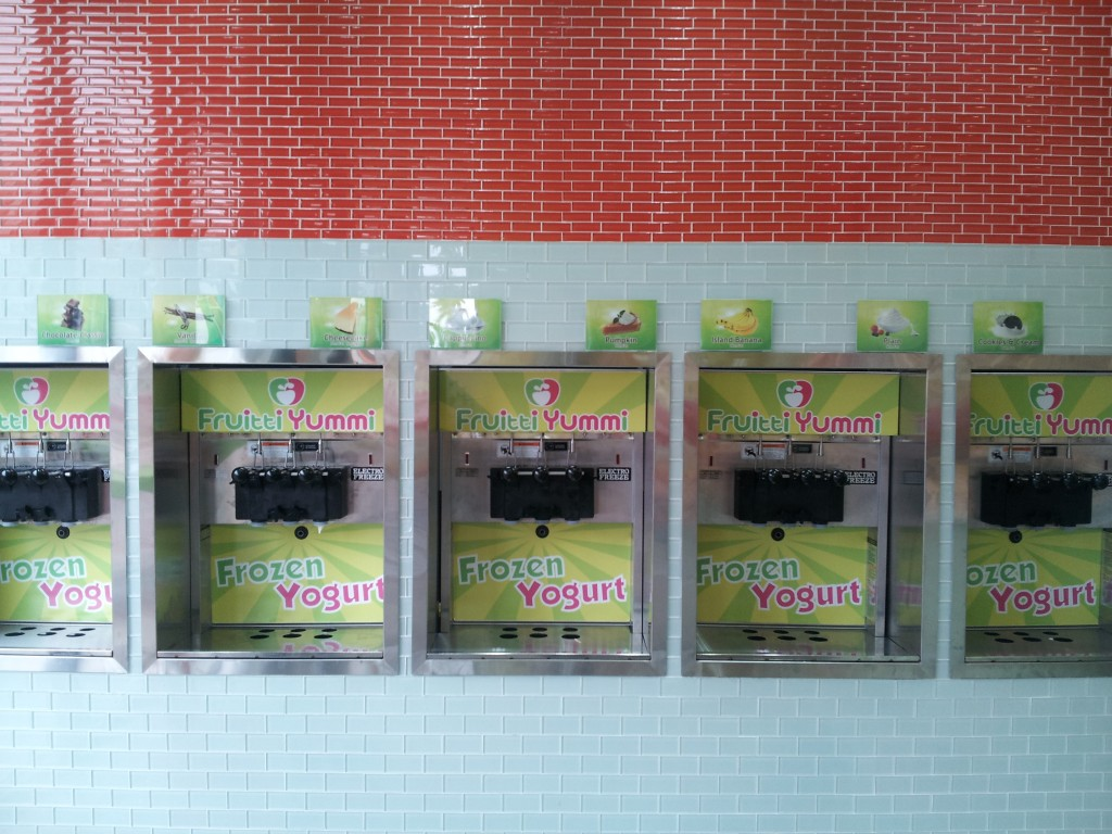 yogurt machines