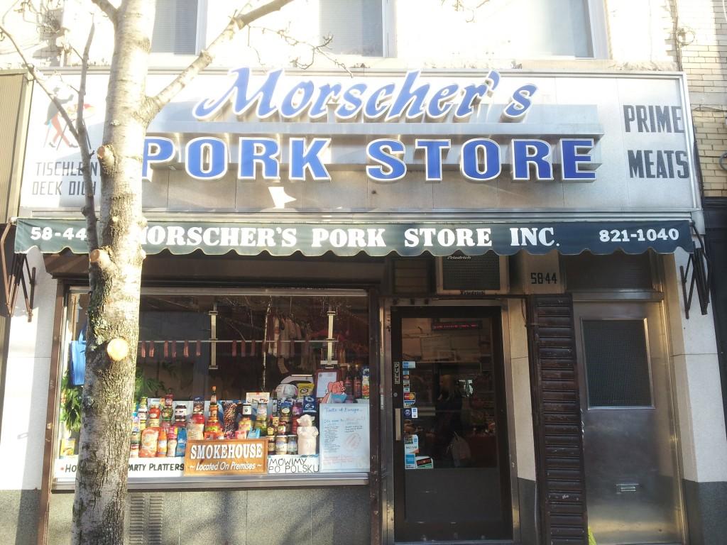 Morscher's Pork Store