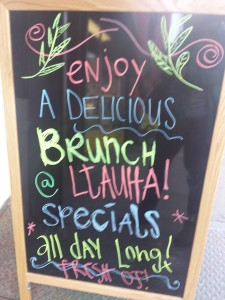 ltauha brunch