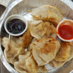 Handmade Chinese Dumplings at Ridgewood Andy's Deli